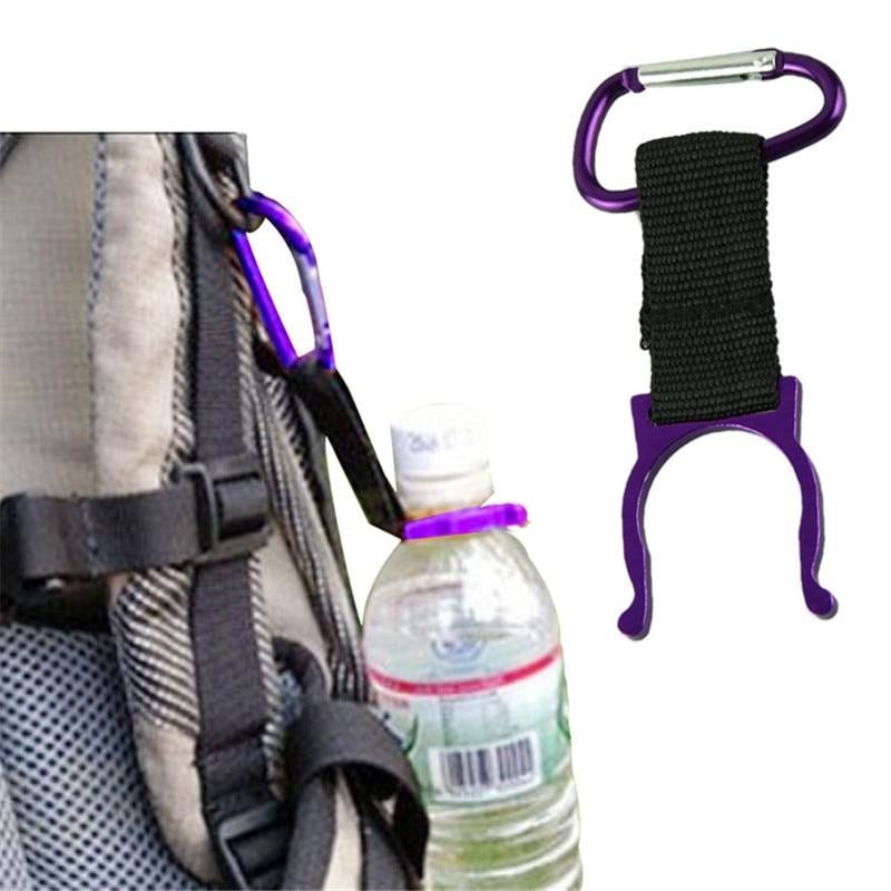 Buckle Hook Water Bottle Holder
