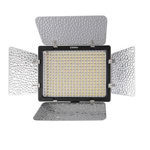 Image 3 - YONGNUO YN300III YN300 III YN 300III 3200k 5500K CRI95 מצלמה תמונה LED וידאו אור אופציונלי עם AC כוח מתאם + סוללה ערכת