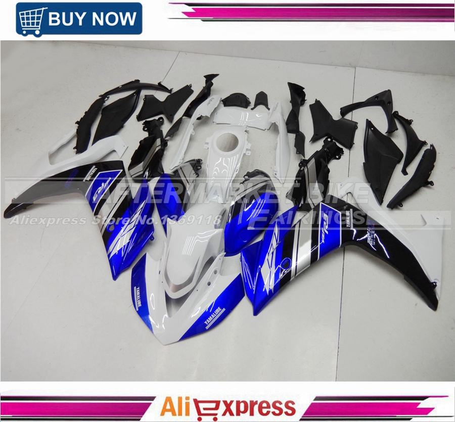 For Yamaha YZF R3 R25 2015 Revs Your Ego Scheme Motorcycle Fairing Kit NEW ARRIVAL