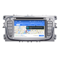 For Ford For Focus 2 For Mondeo Kuga S max C max Android 8.0 Automotivo Car PC Auto Monitor Car Radio DVD GPS Autoradio Blueooth