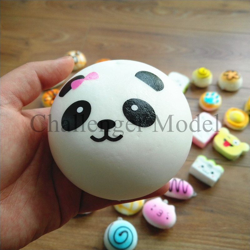 Squishy Soft Cute Food Wipes Antistress Boot Ball Decompression Sticky Eliminate Pets Fun Stress Squishies Squeeze Friet Kit Toy