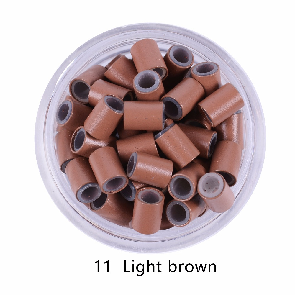 3 # brown escuro 500 pces 4.5mm