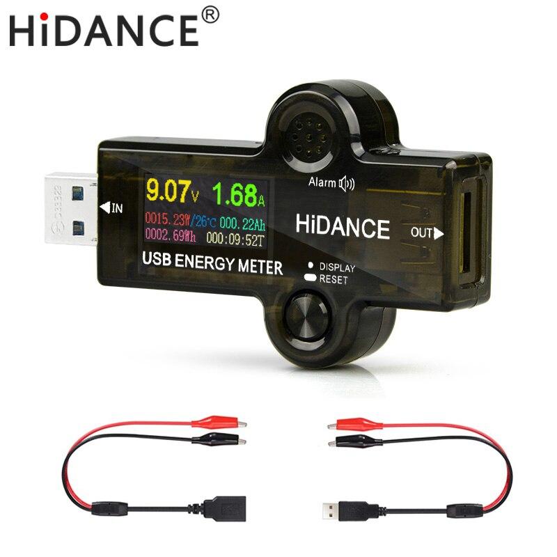 USB 3.0 13in1 USB Tester APP Dc Digital Voltmeter Ammeter Voltimetro Power Bank Voltage Detector Volt Meter Electric Doctor