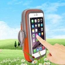 4f492f7d584 Execução braçadeira Para iphone 7 plus para huawei mate 10 lite caso cinto  saco do telefone