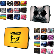 Viviration Laptop Liner Sleeve Bag New Sale 7 10 12 13 14 15 17 Notebook Zipper Cover Case For Chuwi LapBook 15.6 Macbook Air 11