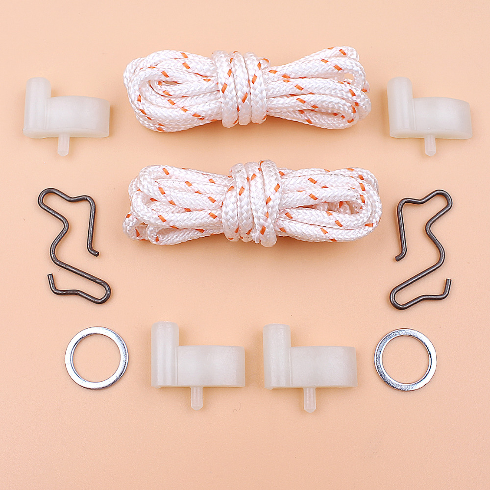 Recoil Starter Pawl Dog Rope Kit Fit Stihl 017 018 019T 020T 021 023 024 025 026 028 029 034 036 039 044 046 Saw Chainsaw Spares