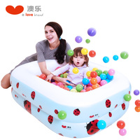 Child Inflatable Swimming Pool Baby Thickened Household Bath Pool Marine Toys Piscina Inflavel Children Basin Bathtub