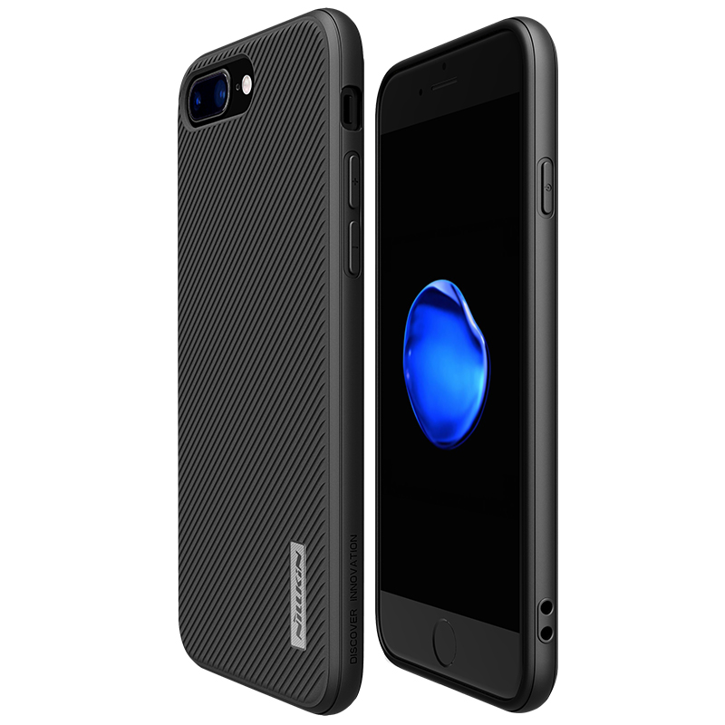 For iPhone 7 Case PP Phone Back Cover For iPhone 7 Plus Thin Light PC TPU Luxury Strong Texture And A Soft-Touch Integration