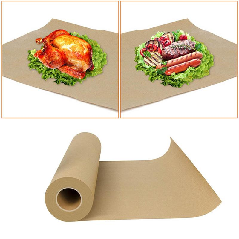 Butcher Kraft Paper Roll Food Grade Acking Paper All natural Perfect for Smoking BBQ Meats Cooking