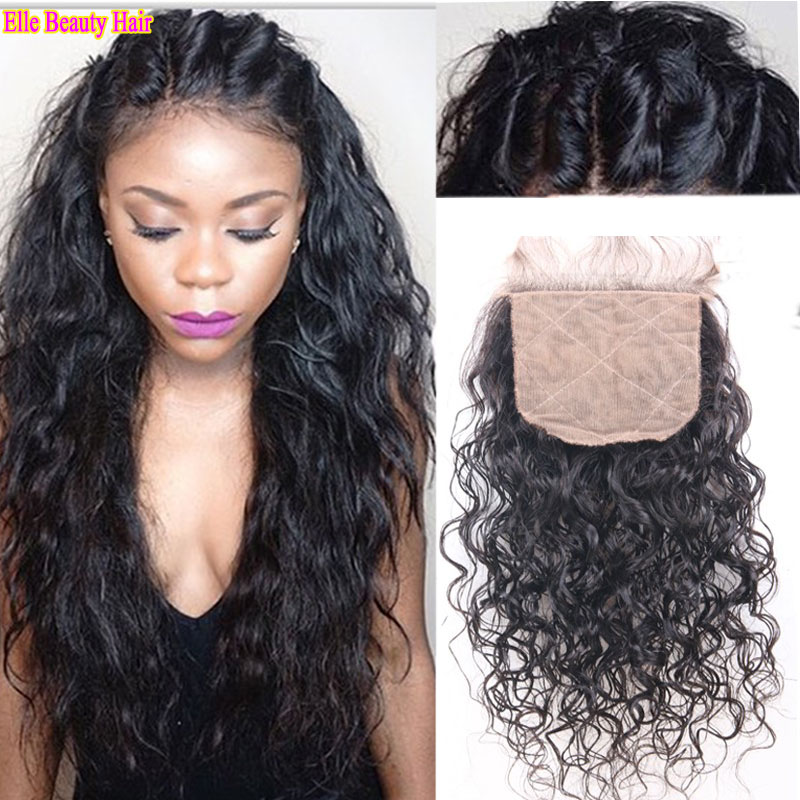 Wet And Wavy Sew In With Invisible Part Www Pixshark Com