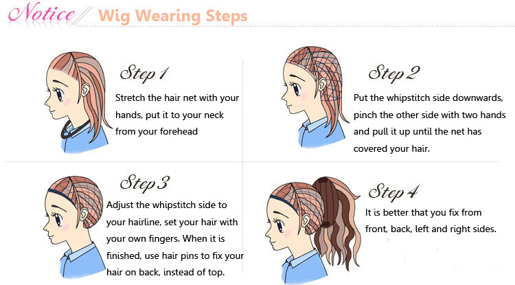 Long Straight Women's Wigs 17