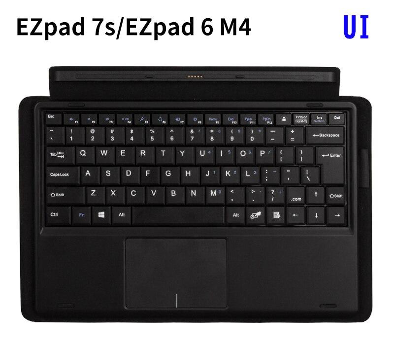 Nouveau clavier tablette PC pour Jumper EZpad 7 s EZpad 6 M4 US mise en pageNouveau clavier tablette PC pour Jumper EZpad 7 s EZpad 6 M4 US mise en page