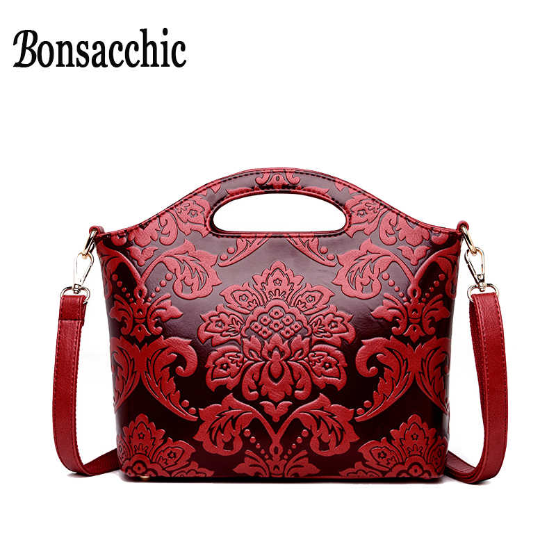 5de704044d7 Detail Feedback Questions about Red Women Shoulder Bags Small Ladies ...