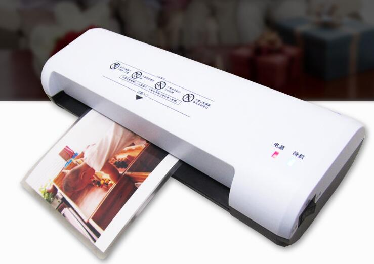 Office Plastic Film Roll Cold Dual Use Laminator Machine Professional  Schoffice Stationeries Supplies Store
