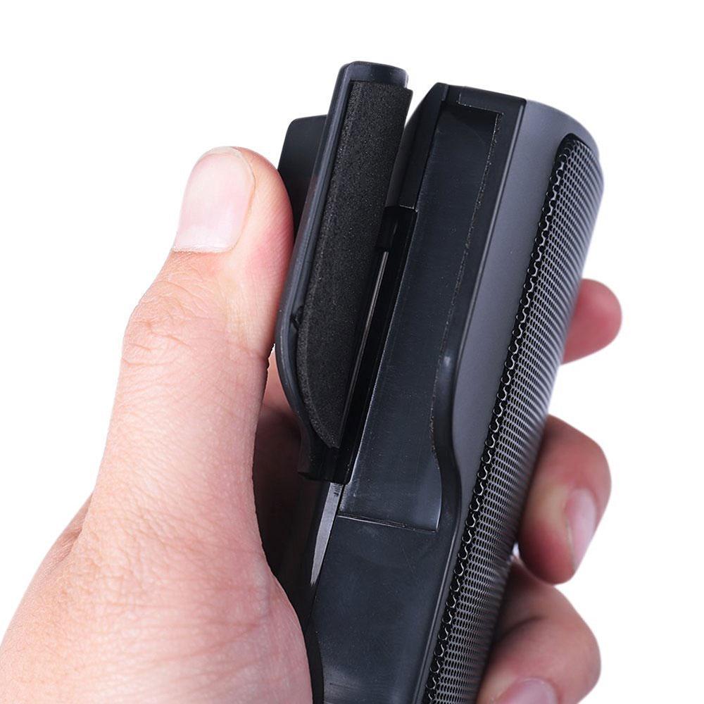 Leegoal Klip Hoparlör Mini Taşınabilir Clipon USB Stereo - Taşınabilir Ses ve Görüntü - Fotoğraf 5