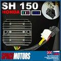 Relé regulador de tensão retificador para SH150 SH 150 moped Scooter mini moto motocicleta 12 v