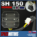 Relay voltage regulator rectifier for SH150 SH 150 Scooter moped mini bike motorcycle 12v