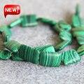 Ожерелье и Браслет 13x18 мм Зеленый Природный Турция Бирюзовый бисер Хаулит Джаспер ПОДЕЛКИ Нефрита 15 дюймов Ювелирных Изделий дизайн-оптовая продажа