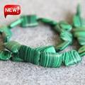 Necklace&Bracelet 13x18mm Green Natural Turkey Turquoise beads Howlite Jasper DIY Jade 15inch Jewelry making design wholesale
