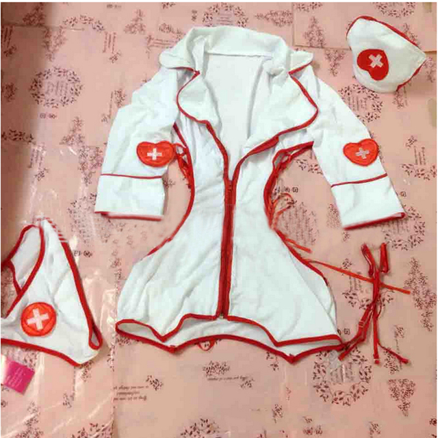 Sexy Nurse Costume 10