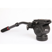 JIEYANG JY0506H Fluid Video Head for Tripod Monopod Slider Panoramic Shooting Video Film DSLR Camera Hydraulic