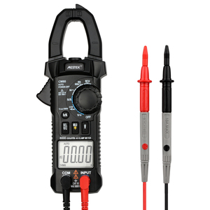 MESTEK CM80 6000 счетчиков цифровой клещи мультиметр токовые клещи Измеритель сопротивления напряжения тестер емкости диагностический инструмен...