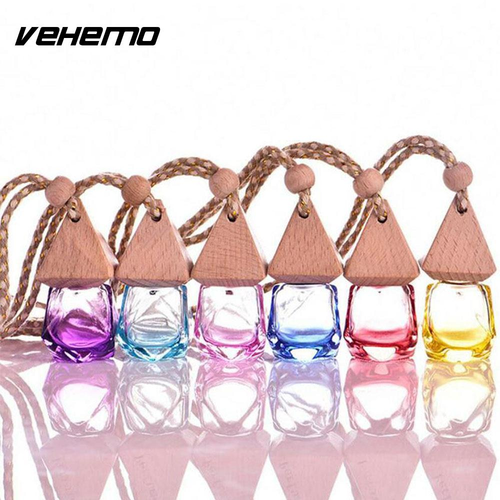 Interior Accessories Sweet-Tempered Vehemo Car Stying Vent Clip Air Freshener Purifier Perfume Fragrance Essential Oil Aroma Diffuser Gift Interior Accessories