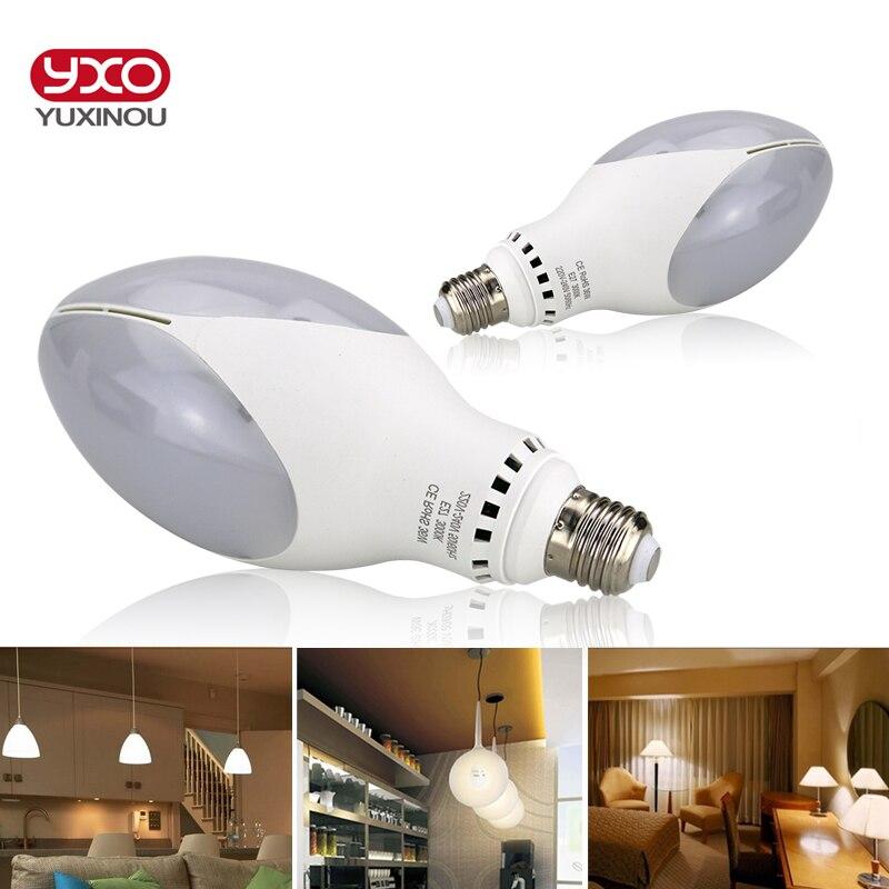 1pcs LED Bulb E27 36W 220V 230V Cold White/Warm White Lampada Ampoule Bombilla LED Spotlight Table lamp Lamps light new 360 degrees led lamp smd led e27 light bulb 220v 4w 6w 9w 12w cold warm white led spotlight lamps lampada highlight