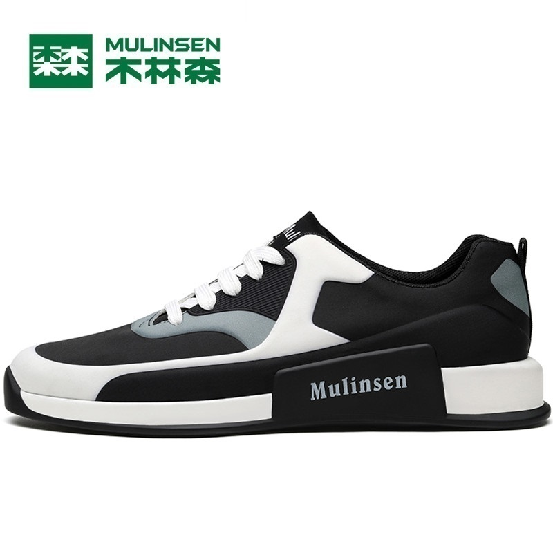 Mulinsen Brand New autumn Men Running Shoes Outdoor Sports Shoes Breathable Jogging Training Sneakers 270102 new style men running shoes outdoor jogging training shoes sports sneakers men spring autumn zapatillas deportivas trainers