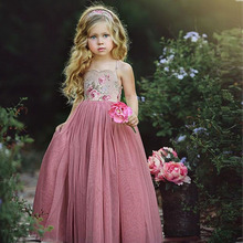 lol Party Robe Fille Girl lol Dumbo Surprise Clothes Rapunzel Deguisement Enfant Fille Girl Lace Dress Pink Princess Clothing 2018 summer brand girl dress with rhinestone robe enfant kid clothes costumes princess robe fille children flower dress for girl