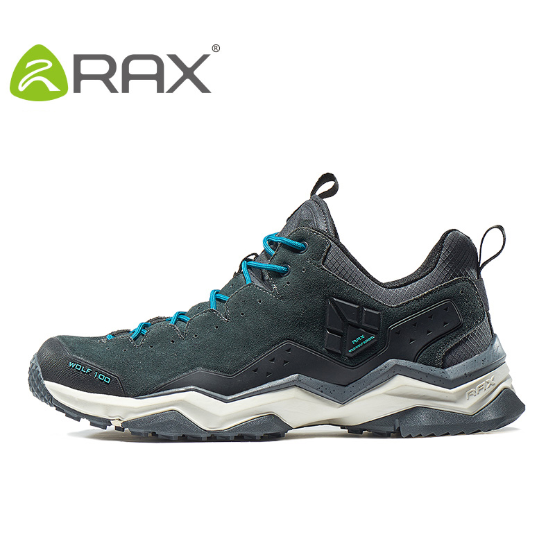RAX Men's Hiking Shoes Autumn & Winter women climbing Trekking Shoes Outdoor Sport Shoes Men walking snakers 63-5C371 humtto new hiking shoes men outdoor mountain climbing trekking shoes fur strong grip rubber sole male sneakers plus size