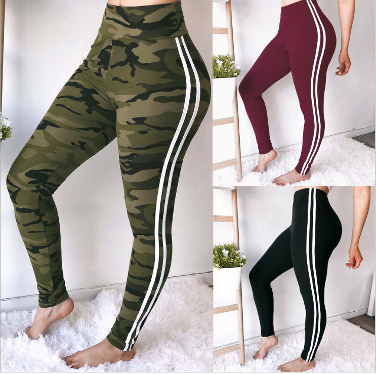 Style 2018 Clothes Style Hot Sale Fashion Slim Sexy Woman Leggings Solid Ankle-Length Casual Hot Elastic Female Leggings