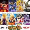 Аниме Dragon Ball Z Супер Саян 3 Сон Гоку Вегета ПВХ Действий рисунок dbz Сотовый Буу Гохан Raditz Модель Игрушки DragonBall GT 4 Frieza