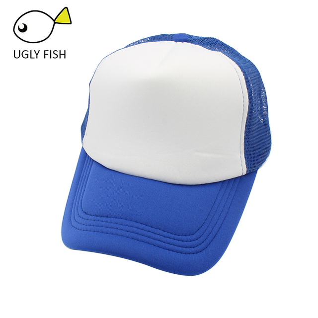 blue 2 Black trucker hat venom 5c64fecf9c318