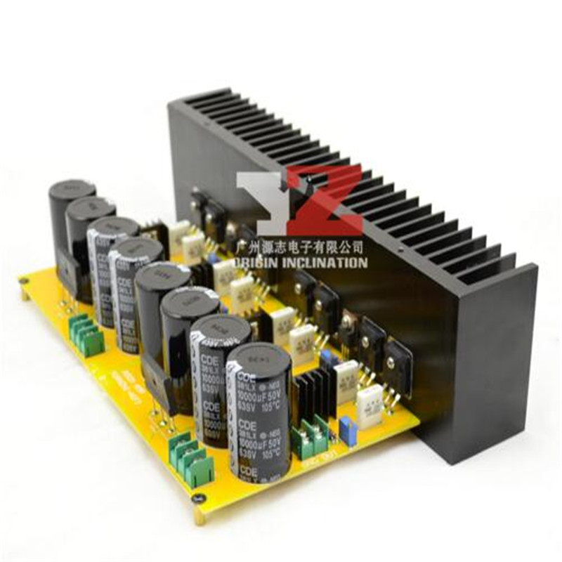 Assembled A50M IRFP140 IRFP9140 Class A power amplifier board DIY kit