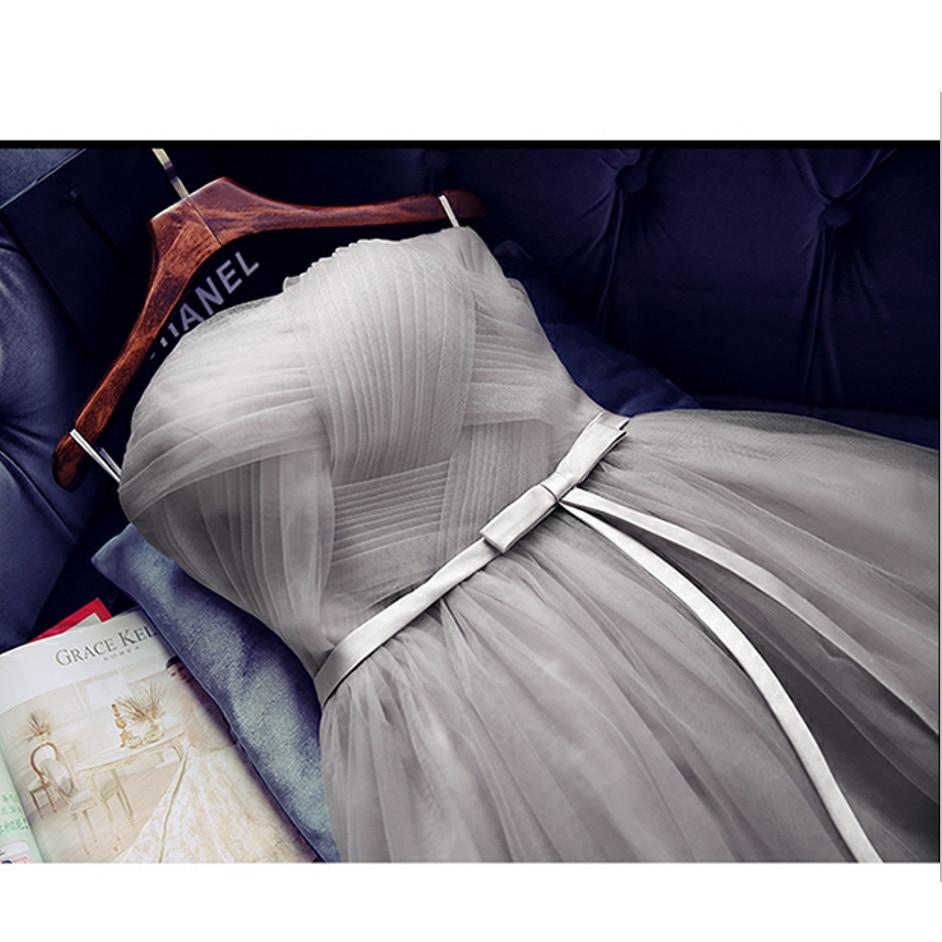 Violet Bridesmaid Dress Lavender Knee Length Strapless Pleat Short Party  Dresses Party Bride Prom Formal Dress Cheap Under  50 -in Bridesmaid Dresses  from ... 1a03e7339c23