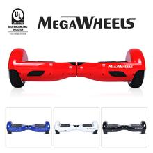 6.5″ Hoverboard Two Wheels Self Balancing Electric Scooter Standing Skateboard Samsung Battery MegaWheels TW01s UL2272 Certified