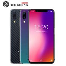 Глобальная версия umidigi один 5,9 «fullsurface мобильного телефона Android 8,1 P23 Восьмиядерный 4G B 32 ГБ смартфон 12MP + 5MP двойной мобильный телефон 4G