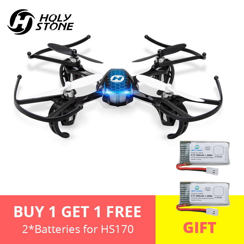 Holy Stone HS170 Drone Predator Mini RC Helicopter 2 4Ghz 6 Axis Gyro 4 Channels Quadcopter