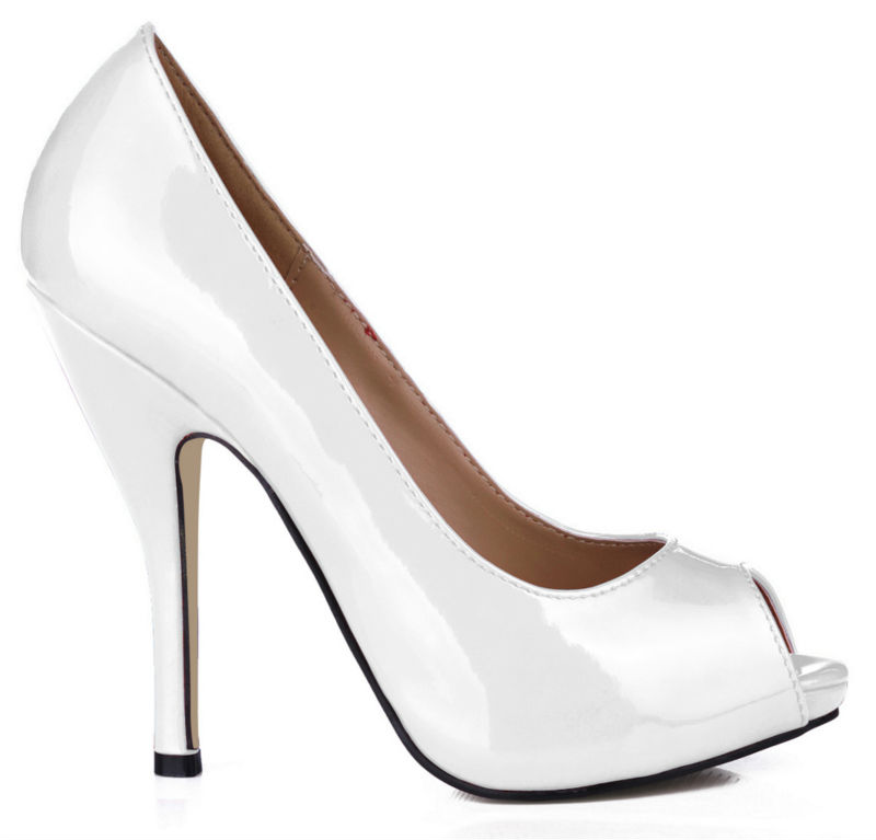 CHMILE CHAU Sexy Party Shoes Women Peep Toe Stiletto High Heels Ladies Pumps Zapatos Mujer Chaussure Femme Talon 2665 l in Women 39 s Pumps from Shoes