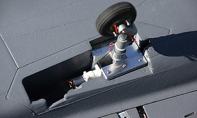 Scale Skyflight YF23 Black Widow ARF RC Jet Plane Model Twin EDF Metal Retracts