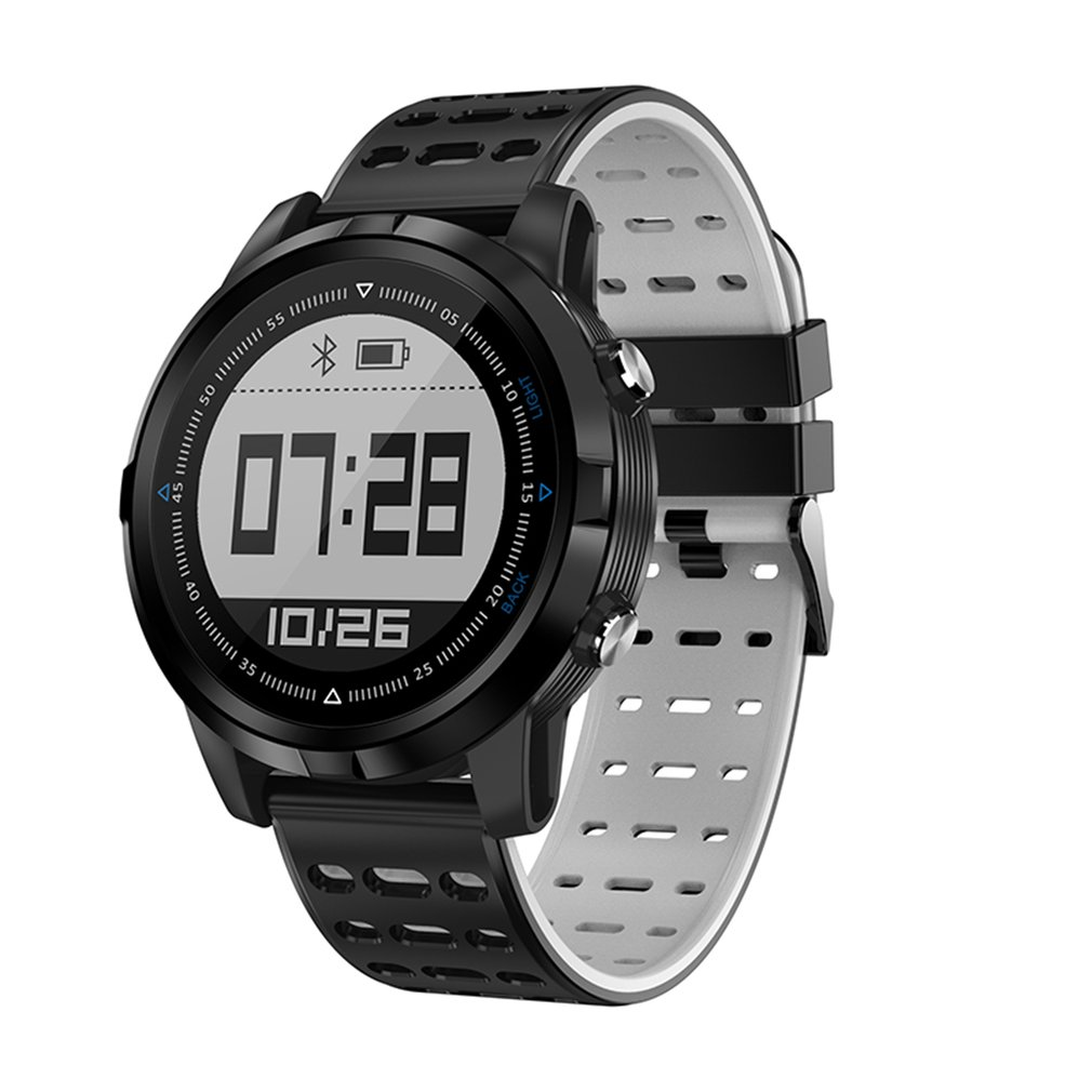 N105 GPS Smart Watch Men Waterproof Dynamic Heart Rate Monitor Running Sports GPS Positioning+Phone APP Wrist Watch