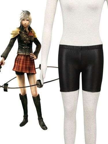 Free Shipping Final Fantasy Type 0 Suzaku Peristylium Class Zero NO 7 Seven Game Cosplay Costume