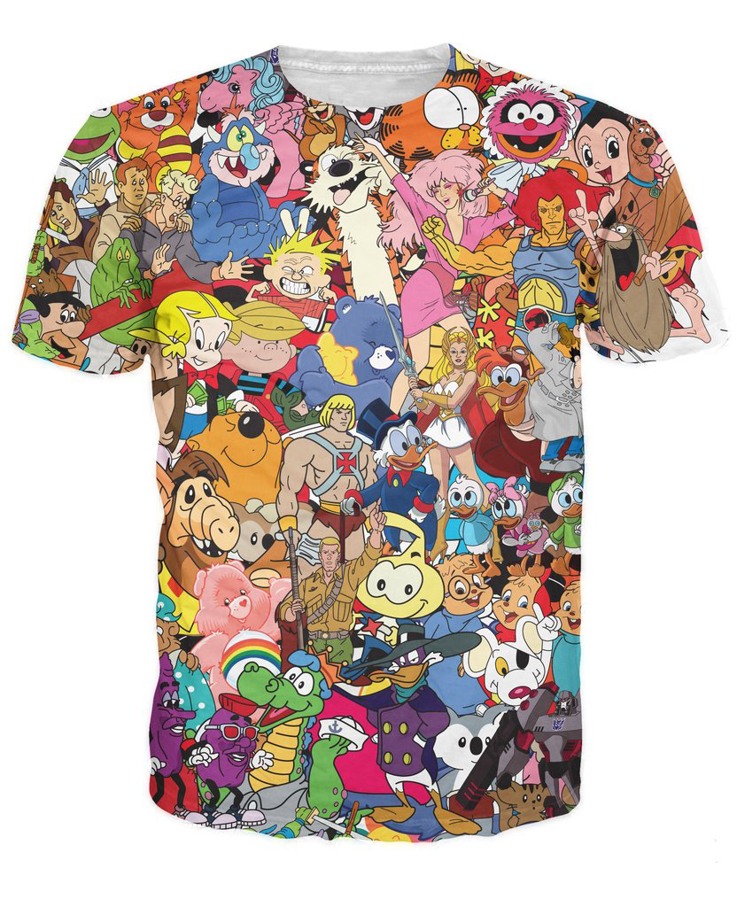 T Shirts Cartoon Characters : Online get cheap s fashion women aliexpress