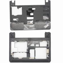 Novo original para lenovo thinkpad edge e130 e135 e145 base inferior capa inferior caso 04w4345 04y1208