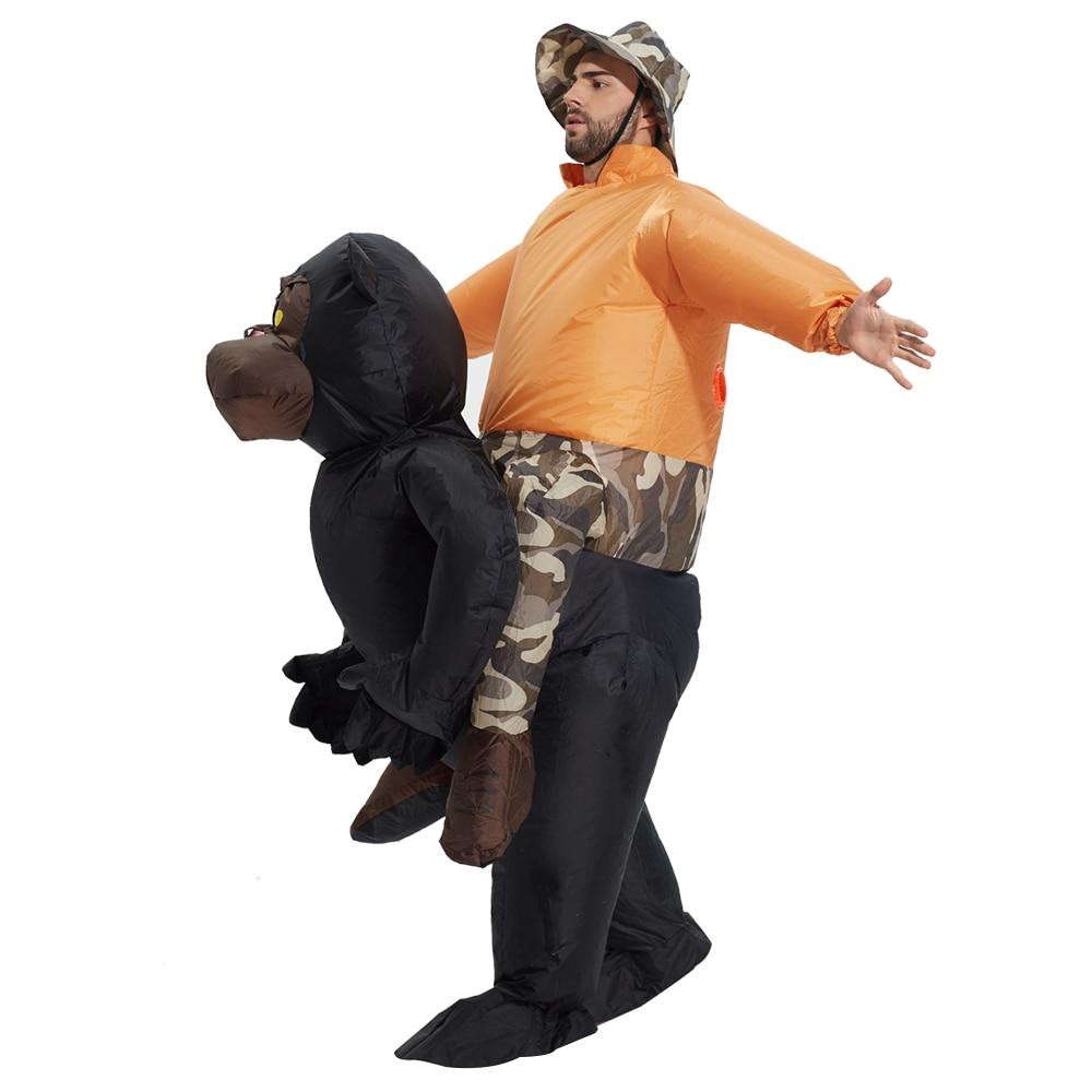 Гориллы костюмі Косплей партиясы - Костюмдер - фото 3