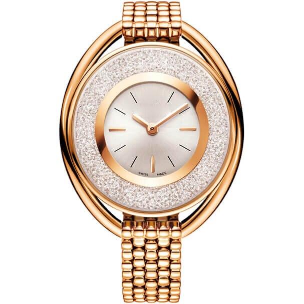 PBS de alta calidad 1:1 exquisita joyería Swa cristal cuarzo relojes Logo regalos preferidos paquete gratis fabricantes al por mayor - 6