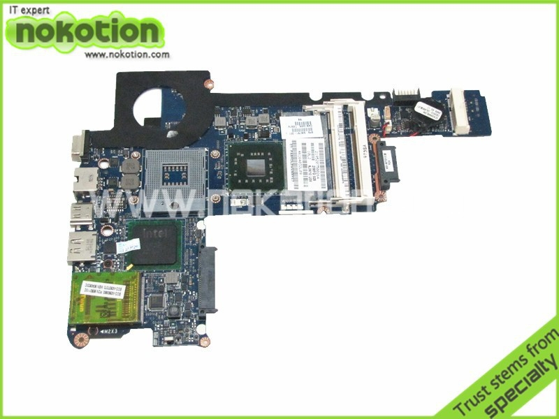 LA-4732P 530781-001 laptop motherboard for hp pavilion DV3-2000 GM45 DDR2 Mainboard Motherboard Full Tested