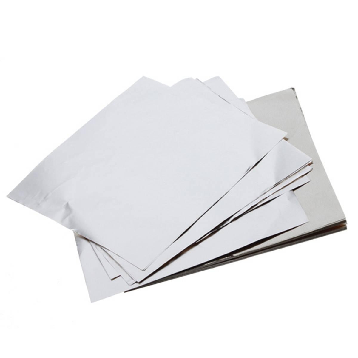 200pcs bonbons carrés bonbons au chocolat Lolly Paper Aluminum Foil Wrappers Argent | alumifeuille de papier nium | feuille de chocolat argent argenté - AliExpress