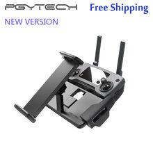 PGYTECH DJI Mavic 2 Pro/Zoom Tablet Pad Holder Mavic Air/Pro/Spark Remote Control Monitor Bracket Mount for iPad Phone(China)